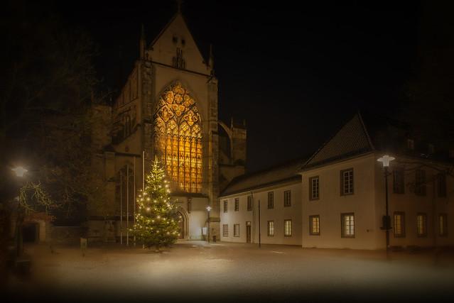 Altenberger Dom im Advent 2016