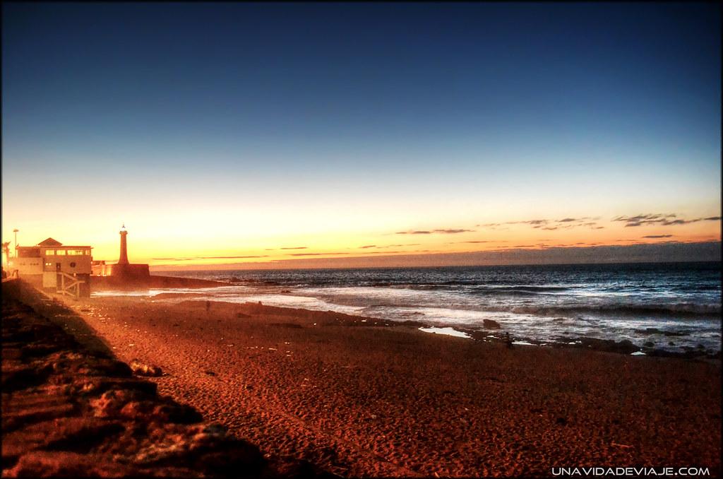 Rabat playa