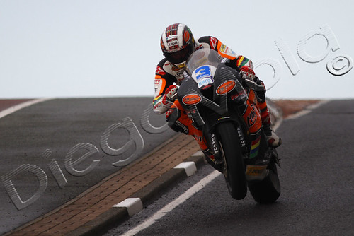 John McGuinness. North West 200 2013