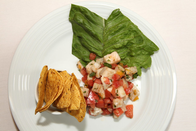 2013 Kids's State Dinner Winning Recipe: Alaskan Ceviche with Mango