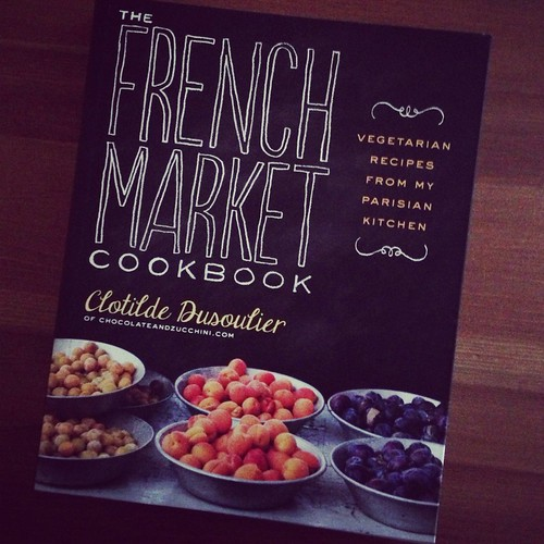 Excited to cook with this in France this summer!