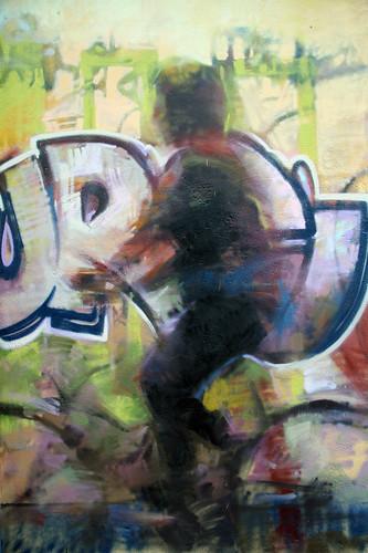 GRAFFITIS BICICRÍTICA LEÓN JUNIO 2013 - LA BUENA VIDA 27.06.13 by juanluisgx