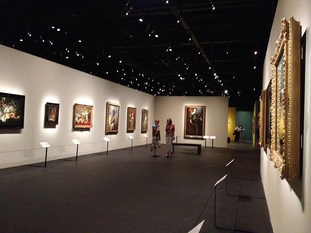 """Princely treasures"": Singapore Baroque art painting sculpture"