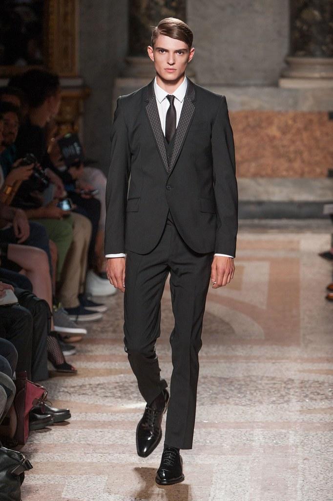 SS14 Milan Les Hommes006_Guerrino Santulliana(fashionising.com)