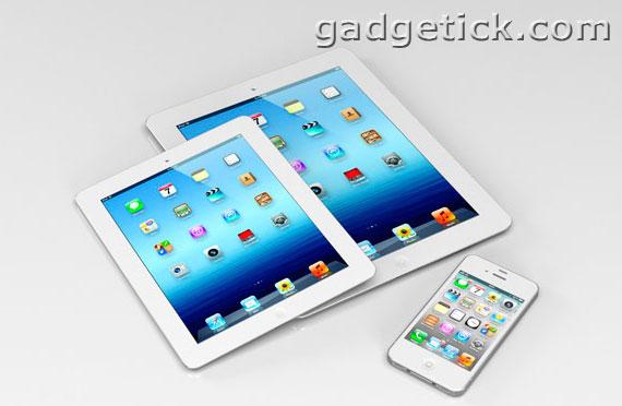MacBook и iPad получат IGZO дисплеи