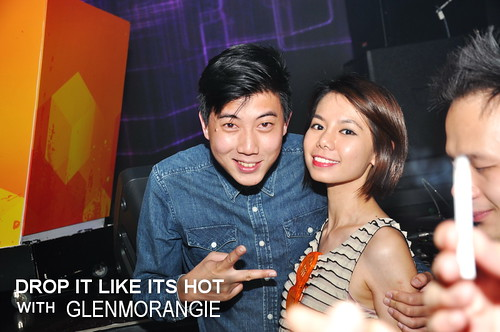 DROP IT LIKE ITS HOT WITH GLENMORANGIE