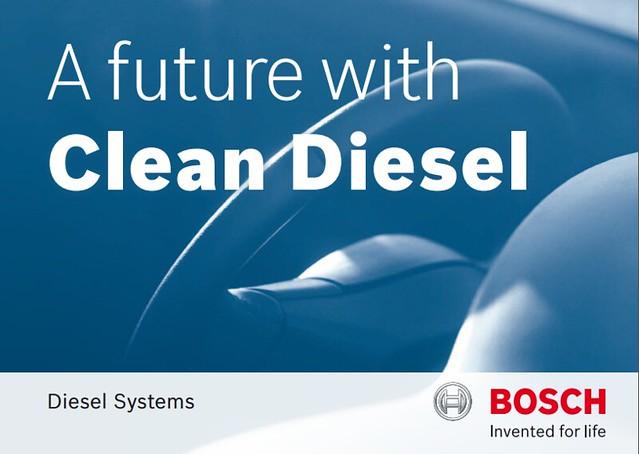 Bosch Clean Diesel