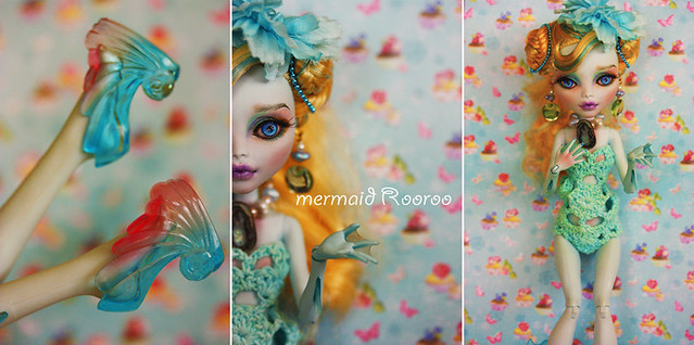 mermaid Rooroo