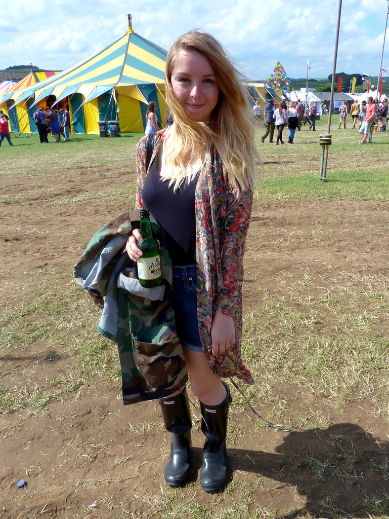 Y Not festival outfit post 1