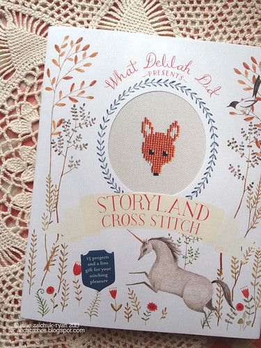 What Delilah Did's Storyland Cross Stitch