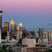 Seattle Skyline by -StephenY-