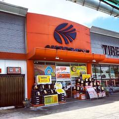 ราคากะลังดี บริการดี #autobucs #オートバックス #Bangkok #Thailand