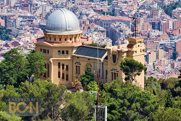 Observatori Fabra, Barcelona