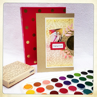 Penny Black Inc. (DT) - Stamping & Watercolor