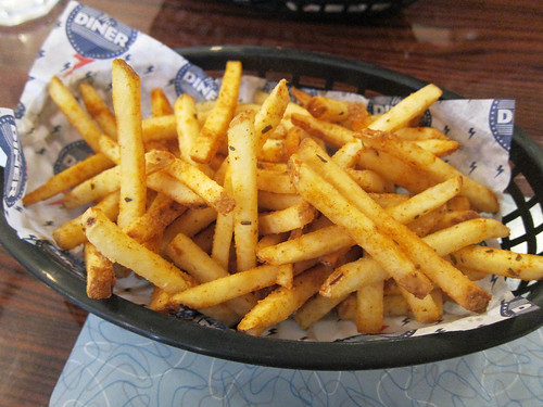 Skinny Diner Fries