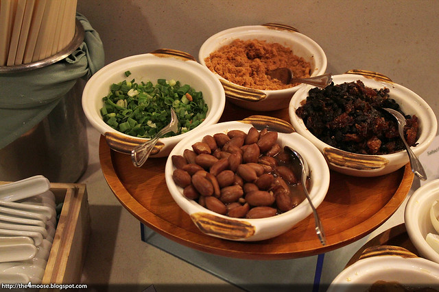 Spice Brasserie - Teochew Porridge
