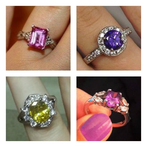 Diamond Ring Reveal