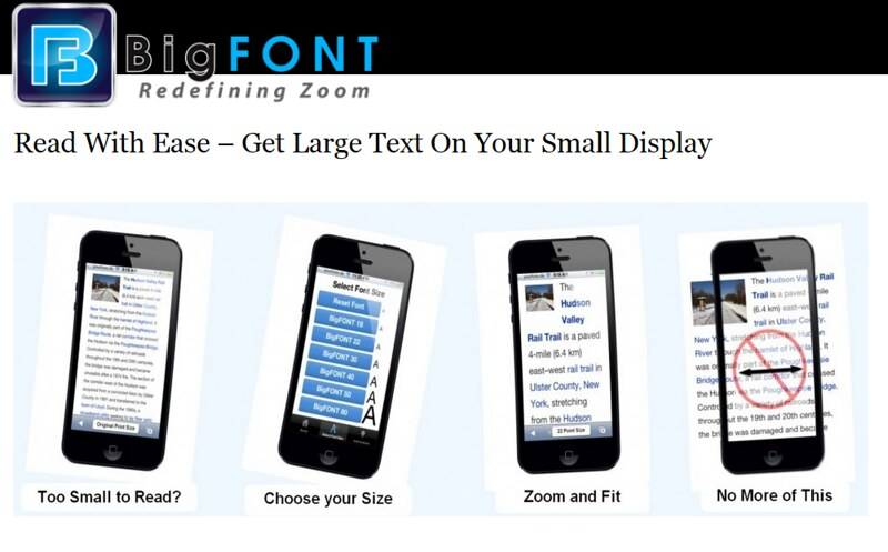 BigFONT Website