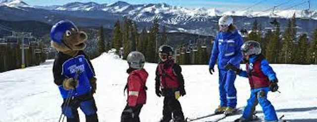 Keystone Kids Ski School