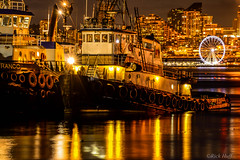Seattle Tug Boats