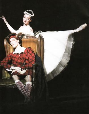 パリ・オペラ座 ライブビューイング第7作■ラ・シルフィード■バレエ