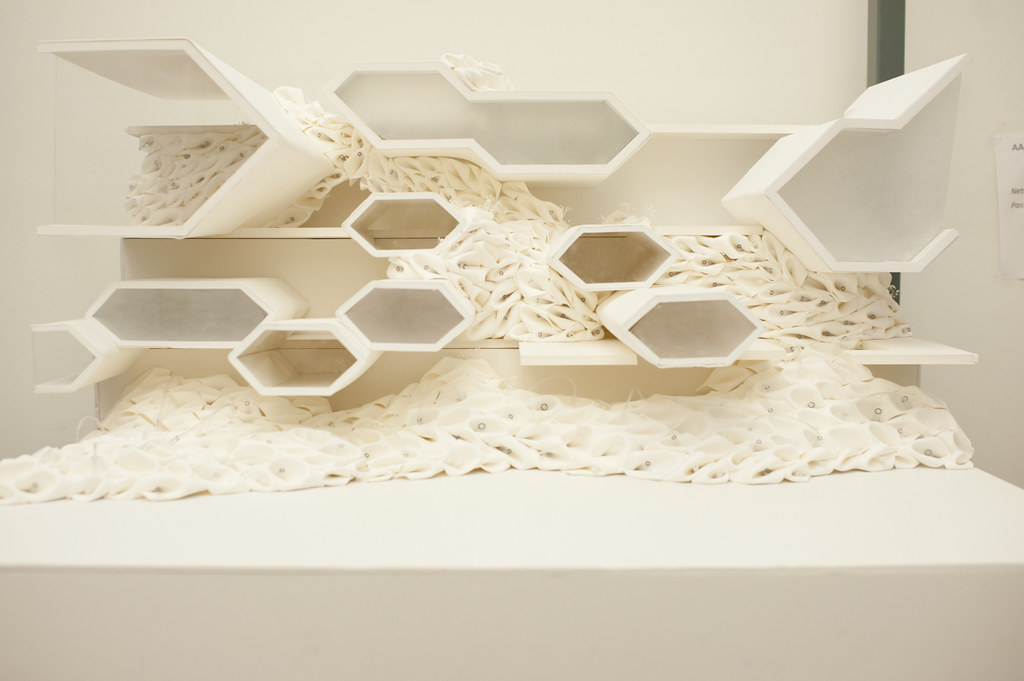 Student work from the summer M.Arch.II studio at AAP NYC.