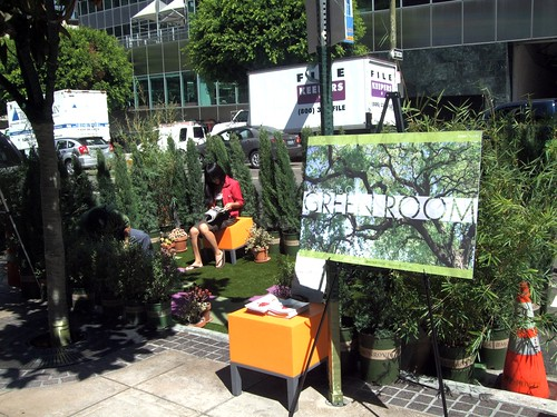 Park(ing) Day, Los Angeles (by: waltarrrrr, creative commons)