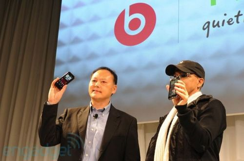 Beats Electronics и HTC