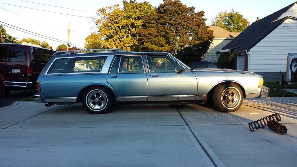My '89 Caprice Wagon Project 10011022986_5b2aaf5805_b