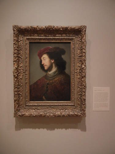 DSCN7590 _ Young Man with Red Berret, c. 