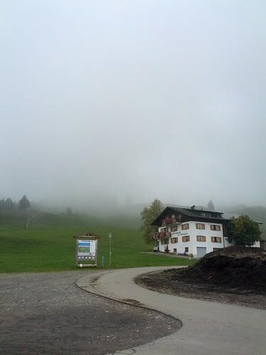 [2013-10-08 16-02-54] (IMG_20131008_160254) Landschaft Schetteregg, Landschaft, Nebelig, Wandern, Schetteregg, Alpe, Ferien, Herbst, Alberschwende, Vorarlberg, Österreich, Ferienbauernhof Dür, 2013,
