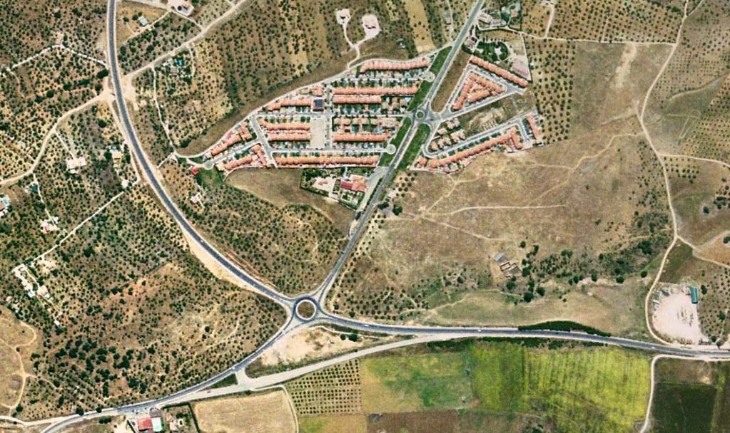 rosalejo, málaga, urba urba urbanización, antes, urbanismo, planeamiento, urbano, desastre, urbanístico, construcción