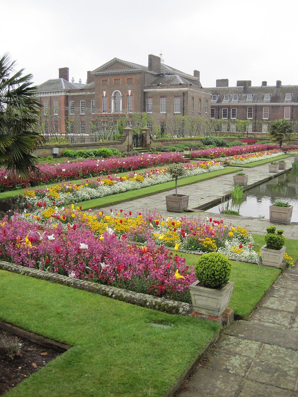 Early Spring at Kensington Palace
