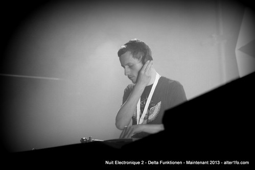 Nuit electronique 2 - Maintenant 2013 - Delta Funktionen (8)