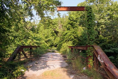 Big Sandy River Bridge - near Bruceton, TN