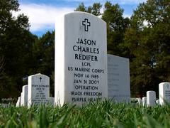 Arlington National Cemetery, October 25, 2009