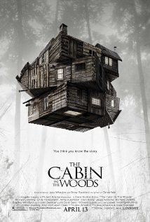 The Cabin at the end of the woods