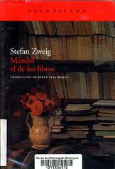 Stefan Zweig, Mendel el de los libros