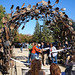 """Shovel Gateway"" Sculpture Dedication"