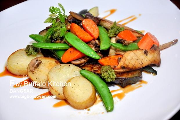 F by Buffalo Kitchen 3