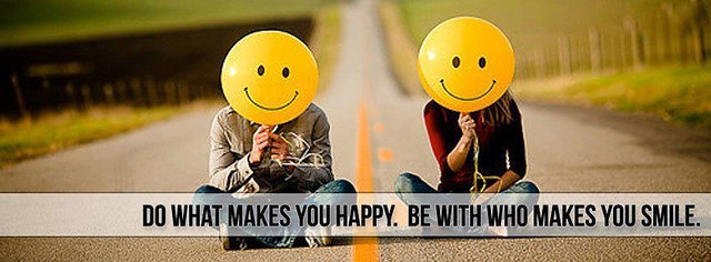 Happy Smile Facebook Cover Photo