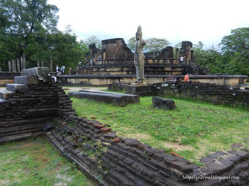 Поллунарува, Шри Ланка