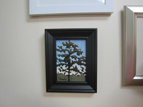 Daybreak framed