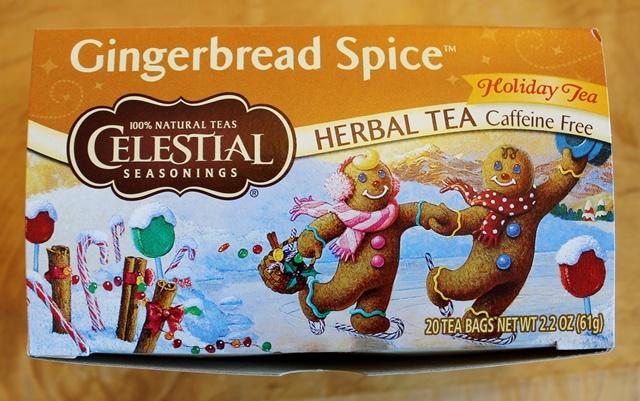 11/8/2013 Celestial Seasonings Holiday Tea