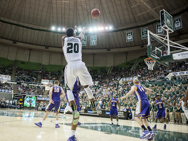 Ohio Men's Basketball G/F Ricardo Johnson