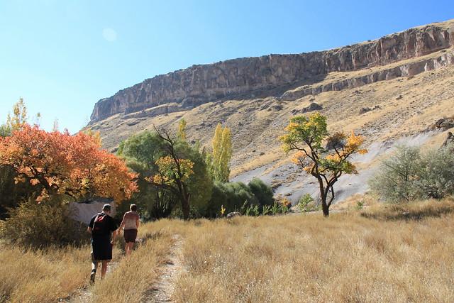 Soganli valley Cappadocia, Turkey
