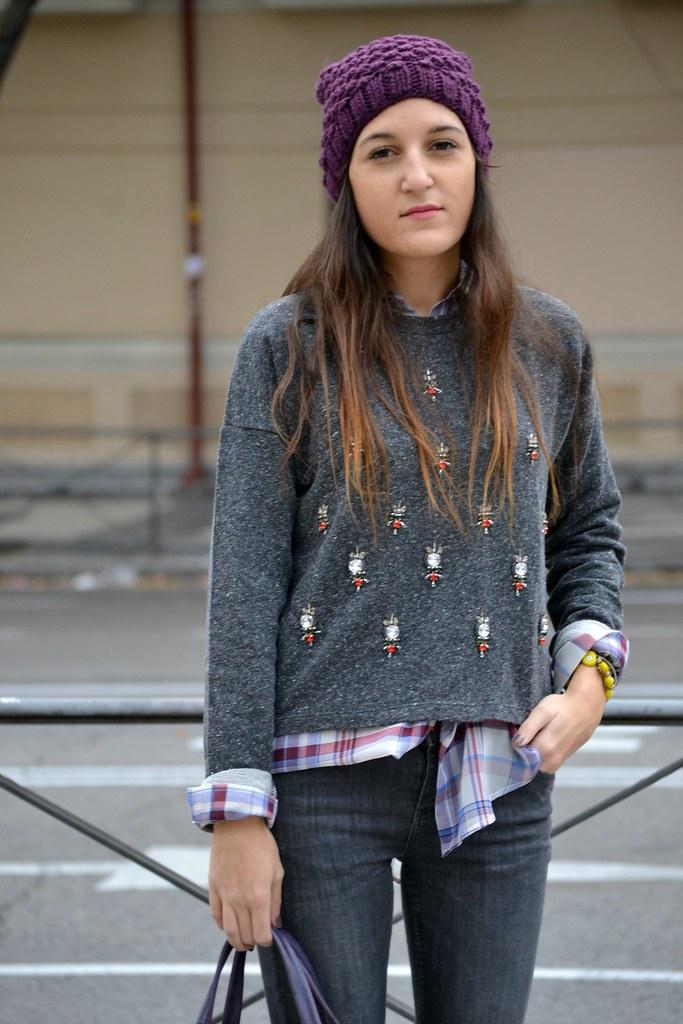 sweater bichos zara 2