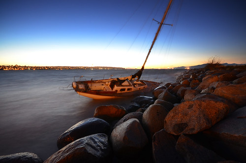 Rocked Boat copy by petetaylor