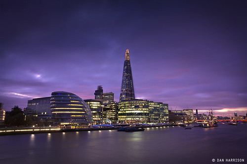 Shard and the South Bank [explored]
