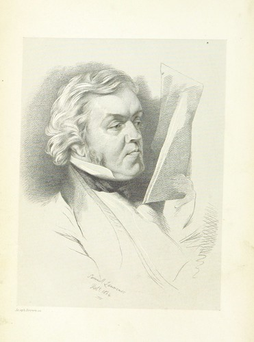 William Makepeace Thackeray photo